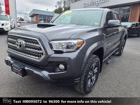 2017 Toyota Tacoma  Covington VA