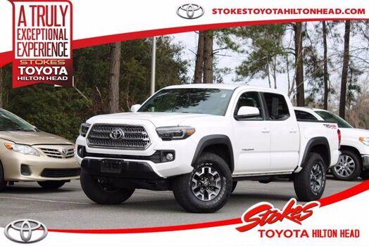 2017_Toyota_Tacoma__ Aiken SC