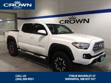 2017_Toyota_Tacoma_4WD DOUBLE CAB TRD SPROT - *NO ACCIDENTS/Local/LOW KM*_ Winnipeg MB