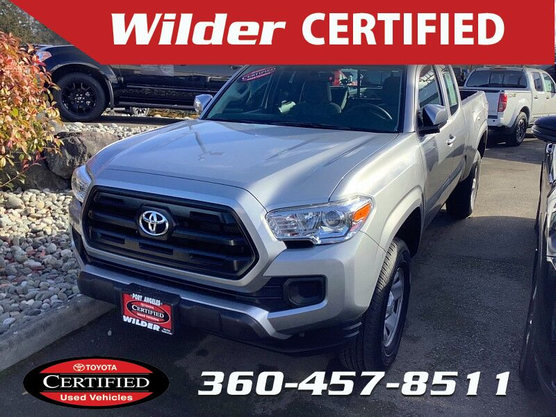 2017 Toyota Tacoma 4WD SR Port Angeles WA