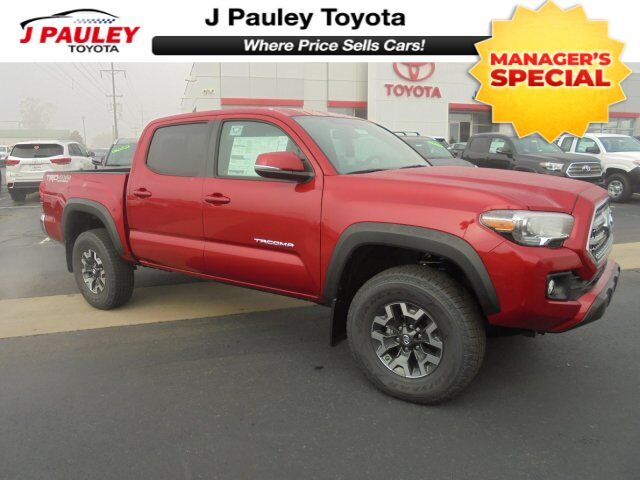 2017 toyota tacoma 4wd trd off road 0 for 60 months fort smith ar 20972027. Black Bedroom Furniture Sets. Home Design Ideas