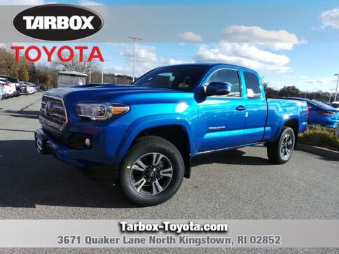2017_Toyota_Tacoma_4x4 Access Cab TRD Sport V6 6AT_ North Kingstown RI