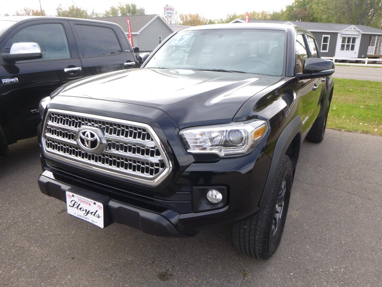 2017 Toyota Tacoma 4x4 TRD Off Road Double Cab Jamestown ND