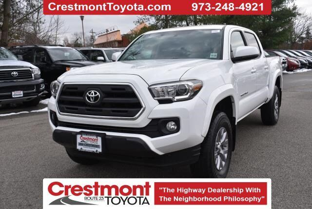 2017 Toyota Tacoma Double Cab SR5 4x4 V6 AT Pompton Plains NJ