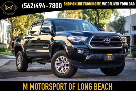 2017 Toyota Tacoma Double Cab SR5 Pickup 4D 5 ft Long Beach CA