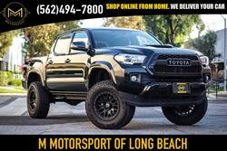 Toyota Tacoma Double Cab TRD Sport Pickup 4D 5 ft 2017