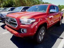Toyota Tacoma Limited 4x4 4dr Double Cab 5.0 ft SB 2017