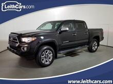 2017_Toyota_Tacoma_Limited Double Cab 5' Bed V6 4x4 AT_ Cary NC