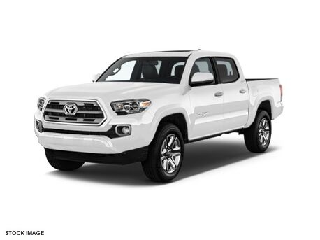 2017_Toyota_Tacoma_Limited Double Cab 5' Bed V6 4x4 AT_ Burnsville MN