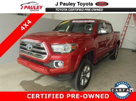 2017_Toyota_Tacoma_Limited_ Fort Smith AR