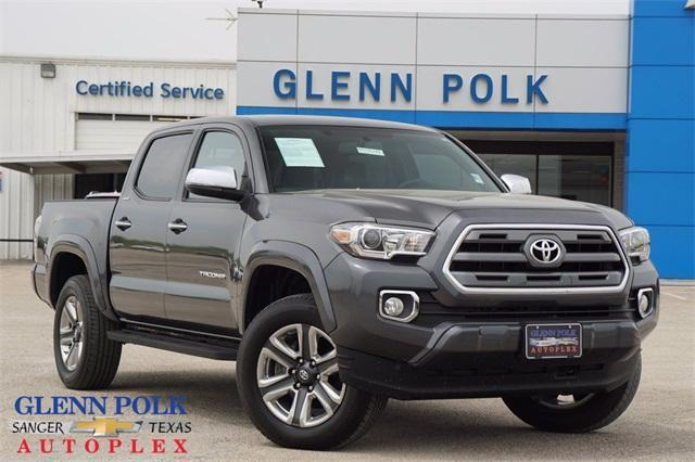 2017 Toyota Tacoma Limited Sanger TX
