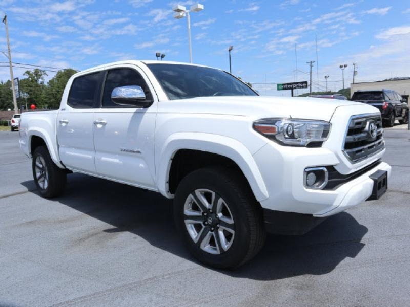 2017 Toyota Tacoma Limited Knoxville TN