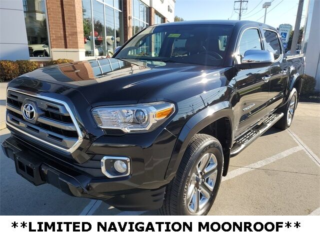 2017 Toyota Tacoma Limited Mayfield Village OH