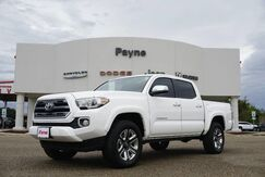 2017_Toyota_Tacoma_Limited_ McAllen TX
