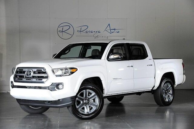 2017 Toyota Tacoma Limited Navigation Moonroof BackUp Cam The Colony TX
