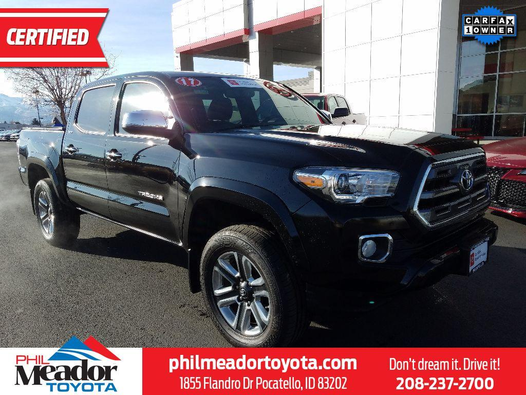 2017 Toyota Tacoma Limited Pocatello ID