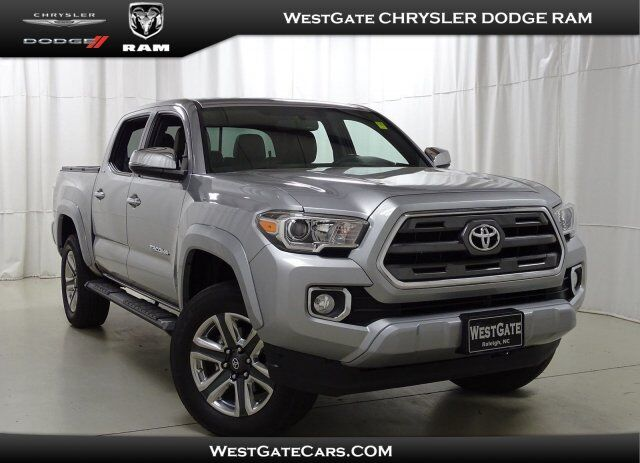 2017 Toyota Tacoma Limited Raleigh NC