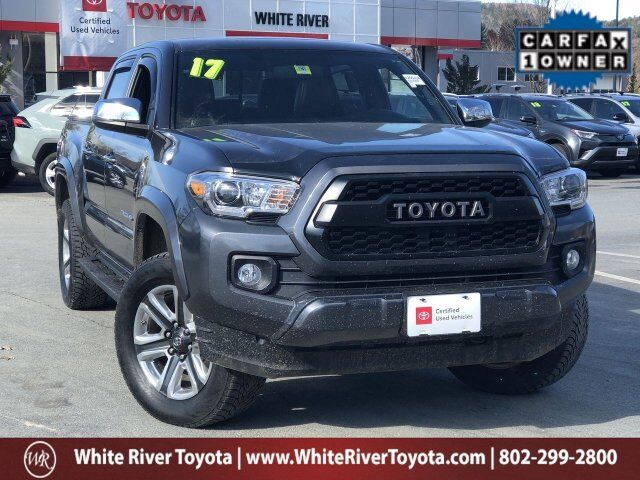 2017 Toyota Tacoma Limited White River Junction VT