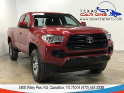2017_Toyota_Tacoma_SR ACCESS CAB AUTOMATIC REAR CAMERA BLUETOOTH CRUISE CONTROL_ Carrollton TX