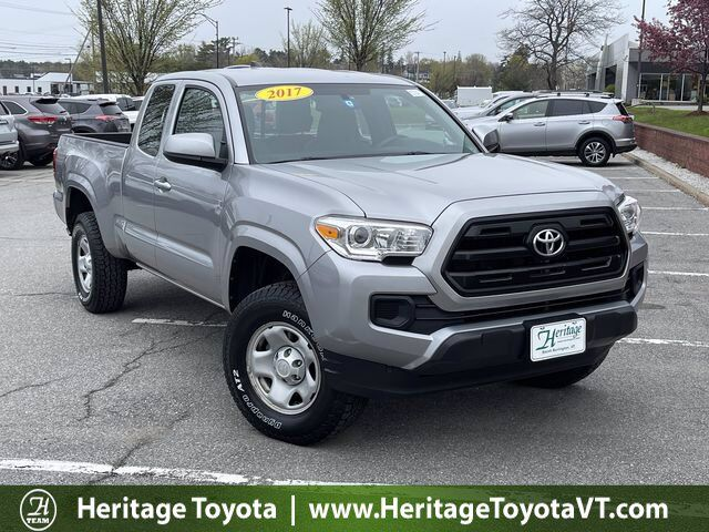 2017 Toyota Tacoma SR Access Cab 6' Bed I4 4x4 MT South Burlington VT