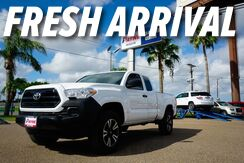 2017_Toyota_Tacoma_SR_ Brownsville TX