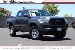 2017_Toyota_Tacoma_SR_ Roseville CA