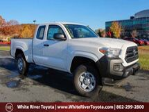 2017 Toyota Tacoma SR White River Junction VT