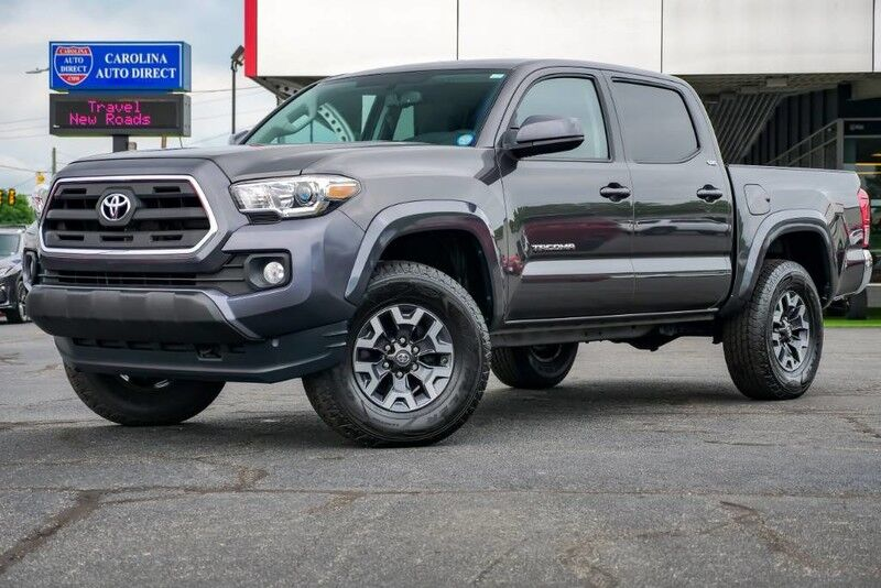 2017 Toyota Tacoma SR5 4X4 w/ Back-Up Camera & Tow Package Mooresville NC