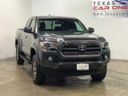 2017_Toyota_Tacoma_SR5 ACCESS CAB V6 4WD AUTOMATIC NAVIGATION REAR CAMERA BLUETOOTH TOWING PKG_ Carrollton TX