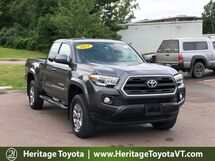 2017 Toyota Tacoma SR5 Access Cab 6' Bed V6 4x4 AT South Burlington VT