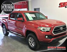 2017_Toyota_Tacoma_SR5_ Decatur AL