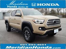2017_Toyota_Tacoma_SR5 Double Cab 5' Bed V6 4x4 AT (Natl)_ Meridian MS