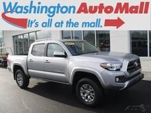 2017_Toyota_Tacoma_SR5 Double Cab 5' Bed V6 4x4 AT (Natl)_ Washington PA