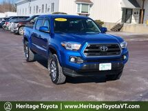 2017 Toyota Tacoma SR5 Double Cab 5' Bed V6 4x4 AT South Burlington VT