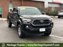 2017 Toyota Tacoma SR5 Double Cab 6' Bed V6 4x4 AT South Burlington VT