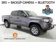 Toyota Tacoma SR5 Double Cab *BACKUP-CAMERA, TOUCH SCREEN, STEERING WHEEL CONTROLS, CRUISE, ALLOY WHEELS, BLUETOOTH PHONE & AUDIO 2017