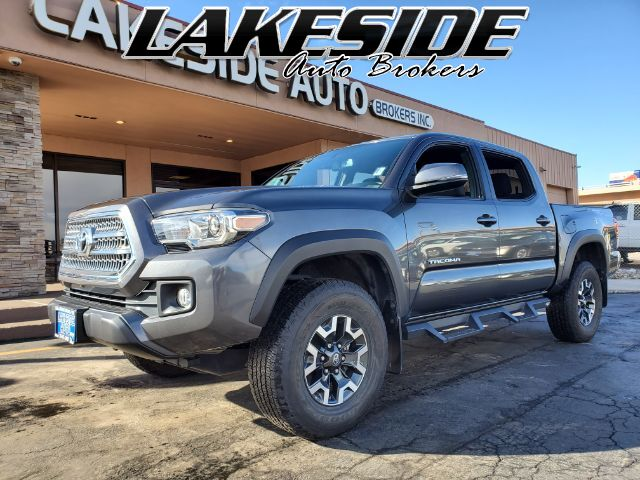 2017 Toyota Tacoma SR5 Double Cab Long Bed V6 6AT 4WD Colorado Springs CO