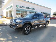 2017_Toyota_Tacoma_SR5 Double Cab Long Bed V6 6AT 4WD*TOW PACKAGE,BACK UP CAMERA,NAVIGATION SYSTEM,BLUETOTH_ Plano TX