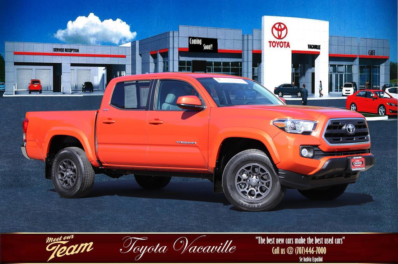 2017 Toyota Tacoma SR5 Pickup  5 ft