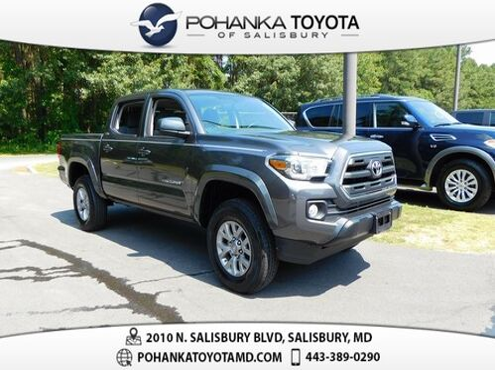 2017_Toyota_Tacoma_SR5_ Salisbury MD