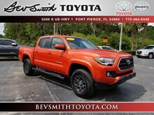 2017_Toyota_Tacoma_SR5 V6 4x2_ Fort Pierce FL