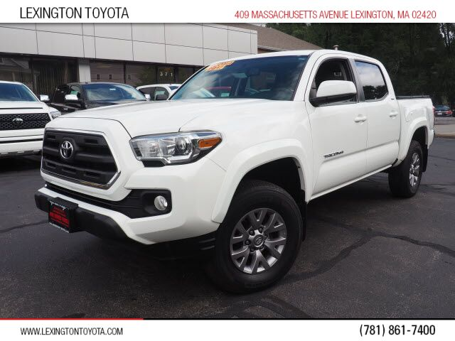 2017 Toyota Tacoma SR5 V6 Lexington MA