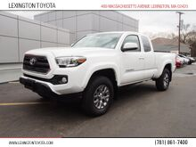 2017_Toyota_Tacoma_SR5 V6_ Lexington MA