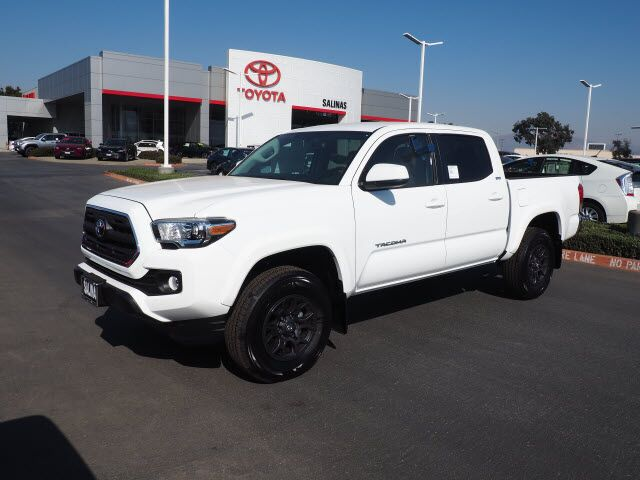 2017 toyota tacoma sr5 v6 salinas ca 20831535. Black Bedroom Furniture Sets. Home Design Ideas