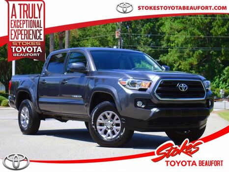 2017_Toyota_Tacoma_SR5_ Aiken SC