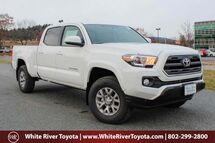2017 Toyota Tacoma SR5 White River Junction VT