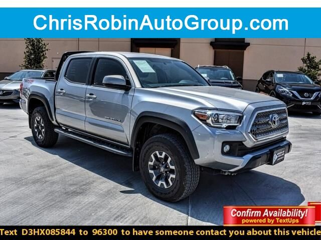 2017 Toyota Tacoma TRD OFF ROAD DOUBLE CAB 5' BED Odessa TX