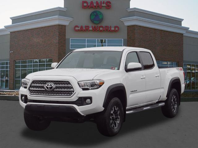 2017 Toyota Tacoma TRD OFF ROAD Bridgeport WV