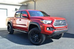 Toyota Tacoma TRD Off Road/1 Owner Local Trade/Tow Pkg/Automatic/Push Button Keyless Go/Navigation/Rear View Cam/Bluetooth Audio/Bed Cover/Must See! 2017