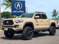 Toyota Tacoma TRD Off Road 4x4 4dr Double Cab 5.0 ft SB 6M 2017